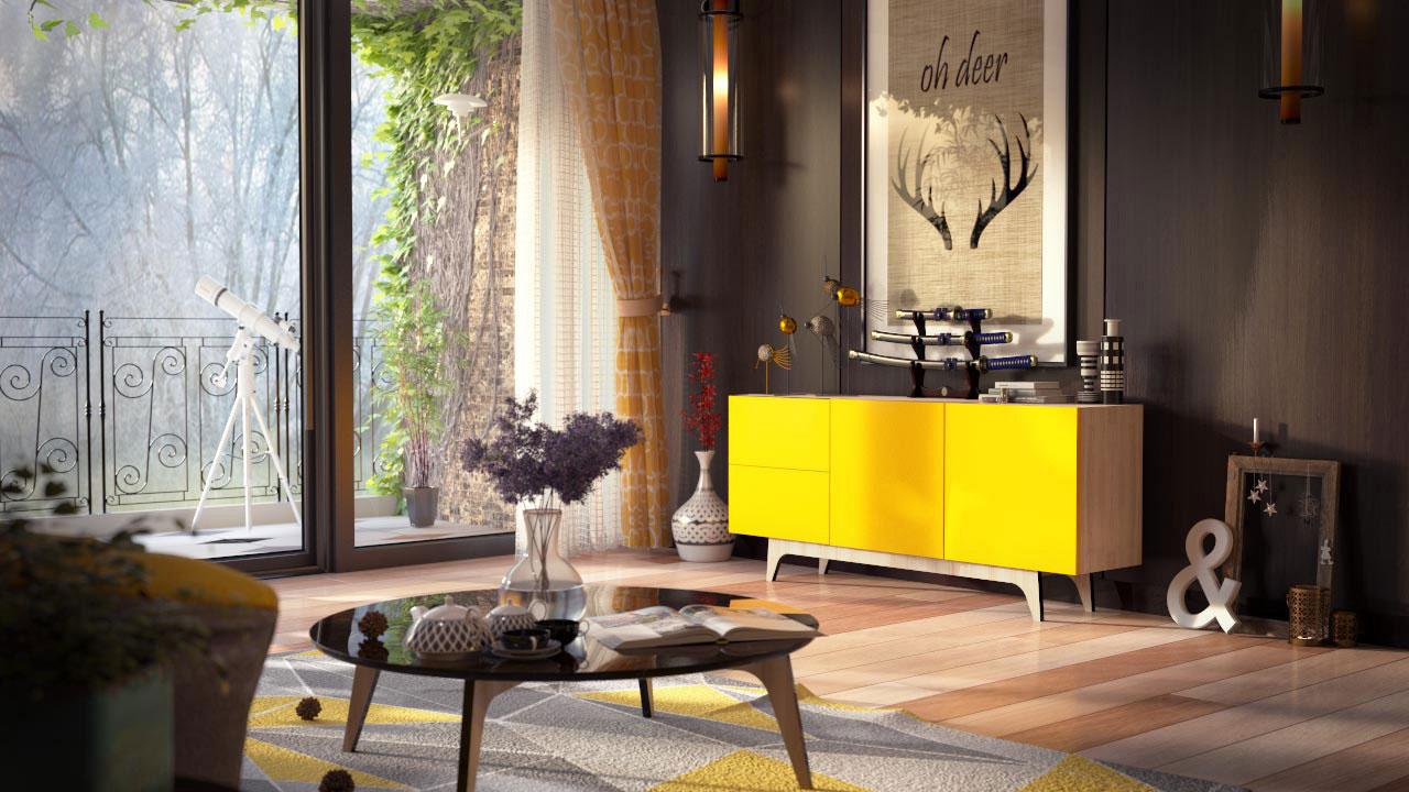Furniture modeling, Best 3D Rendering services