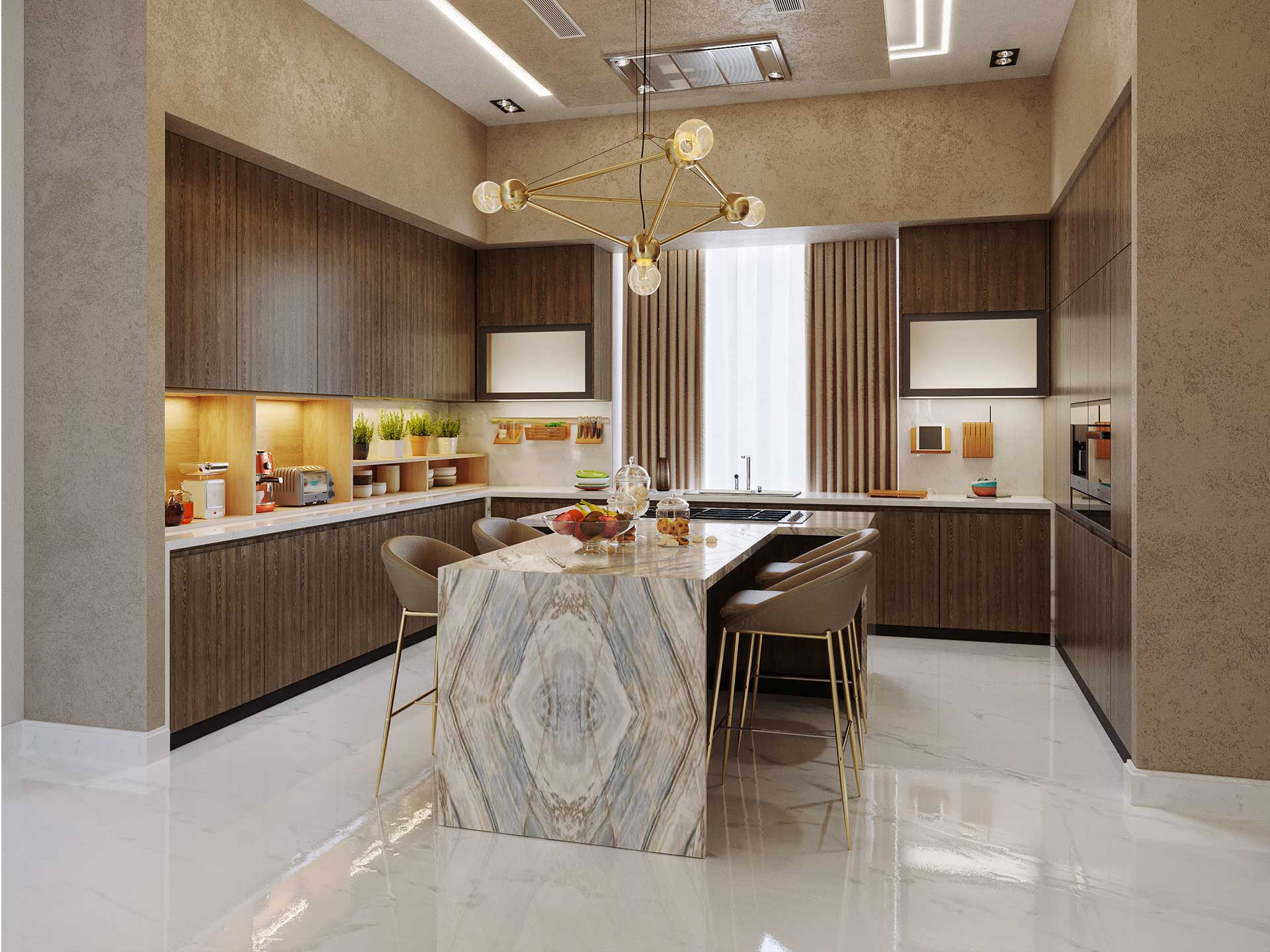 Architectural rendering Architectural visualization