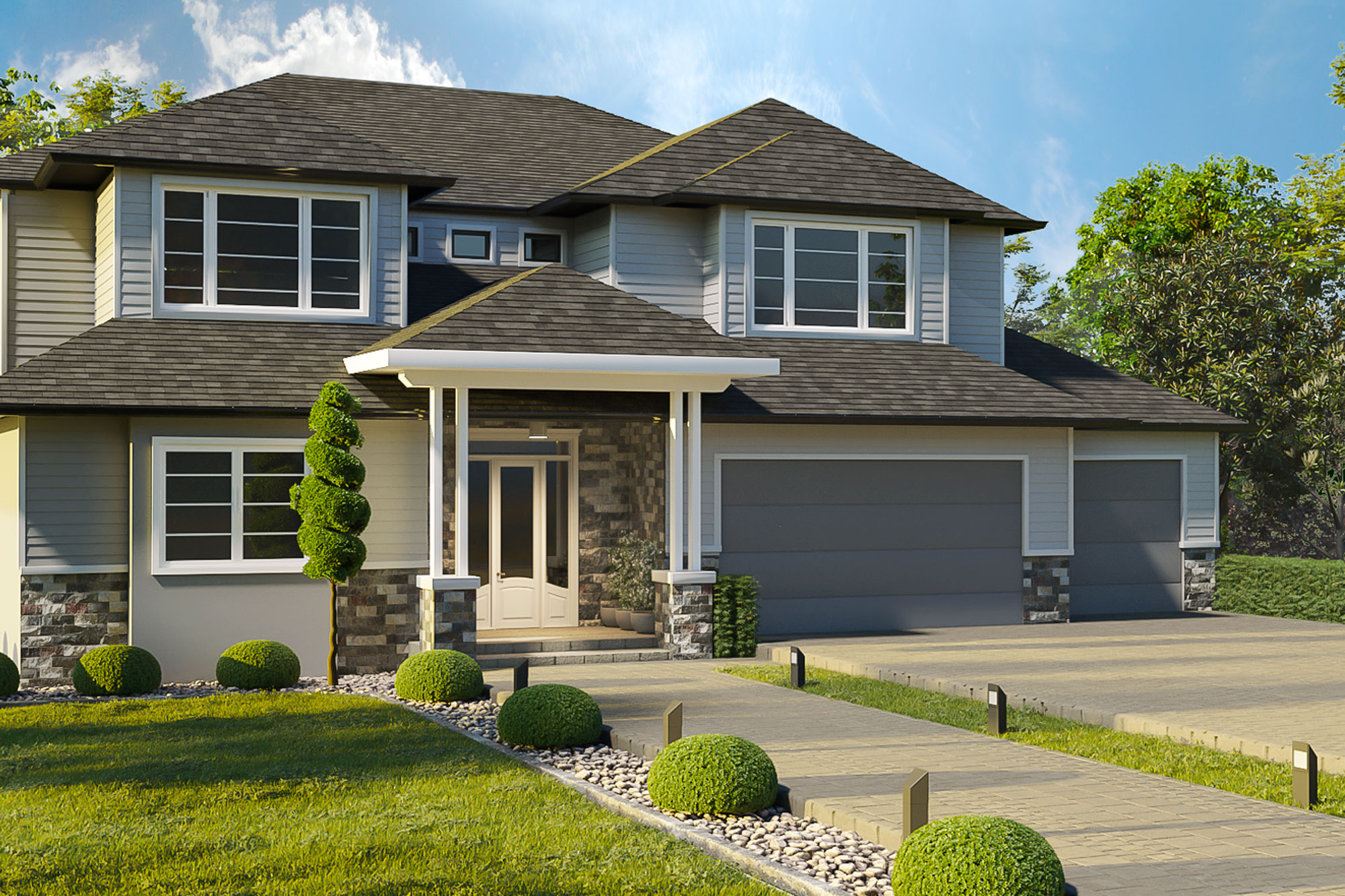 Architectural-Rendering servicers in UK